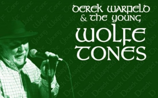 Derek Warfield and The Young Wolfe Tones